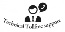 Technical Tollfree Support